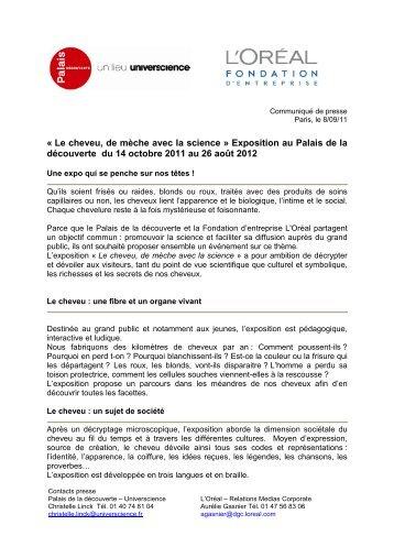 Cp_Expo_Cheveu_09 08 2011 - Palais de la découverte