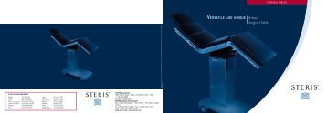 Himax Brochure - STERIS Surgical Technologies