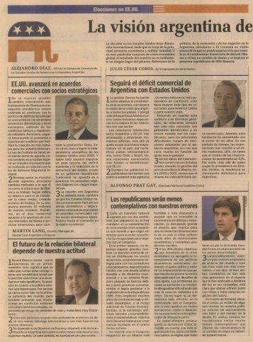 La VÍSÍÓn argentina de - Crowe Horwath International
