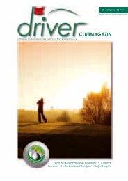 CLUBMAGAZIN - beim Golfclub - Bad Rappenau eV