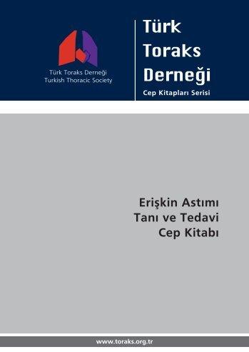 Erişkin Astımı Tanı ve Tedavi Cep Kitabı - Türk Toraks Derneği