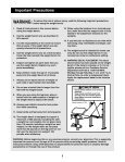 weider 145 - Fitness Equipment - Page 3