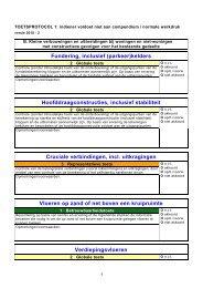 Handboek Toetsprotocol constructieve veiligheid