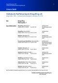 Geschäftsbericht 2012 - Volksbank-Raiffeisenbank Dingolfing eG - Seite 3