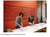 Der Anmeldebereich für den Boys'Day 2013 - TU Dortmund ...