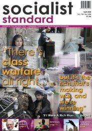 Socialist Standard April 2008 - World Socialist Movement