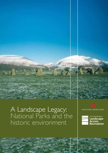 A Landscape Legacy - Exmoor National Park