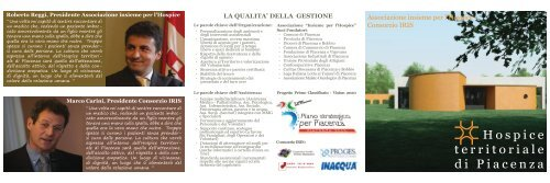 Hospice territoriale di Piacenza - Pro.Ges.