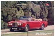 AUTO MOTOR und SPORT vom 16. Juli 1980 - UrsusMajor