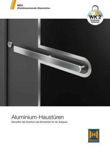 Aluminium-Haustüren - Hörmann KG