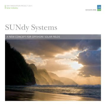 SUNdy Systems - DNV Kema
