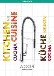 Catálogo Grifería de Cocina - Hansgrohe
