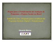 Eduardo Marino - Instituto Fonte