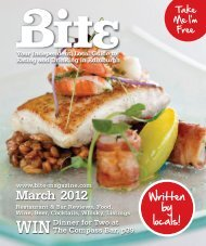 Download March 2012 - Bite Magazine