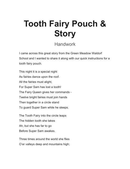 Queen pdf fairy