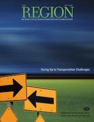 Facing Up to Transportation Challenges - Metropolitan Washington ...