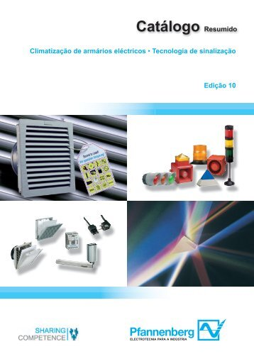 Catálogo Resumido Edição 10 Climatização de ... - Pfannenberg
