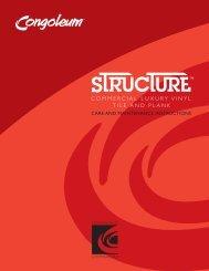 Structure Care and Maintenance Instructions - Congoleum.com
