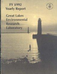 1992 - GLERL - NOAA