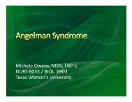 Angelman Syndrome - essentiavitae.com