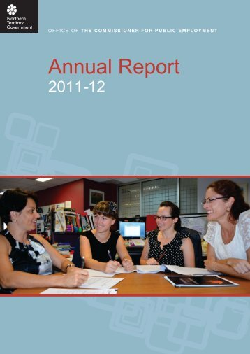 full report, 4.0 MB - Office of the Commissioner for Public ...