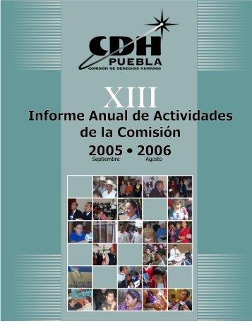 GRÁFICAS - Comisión de Derechos Humanos del Estado de Puebla