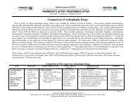 Comparison of Antiepileptic Drugs
