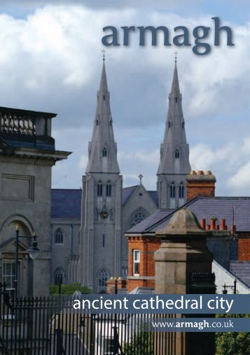 Armagh Visitor Guide - Discover Northern Ireland