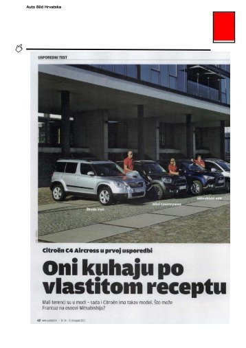 Auto Bild Hrvatska