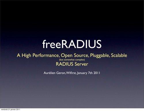 RADIUS Server