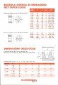 pulegge trapezoidali con bussola (ionica di serraggio - Plastorgomma - Page 7