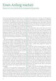 Editorial - Zeitschrift für Ideengeschichte