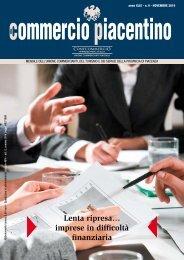 imprese in difficoltà finanziaria - Unione Commercianti di Piacenza