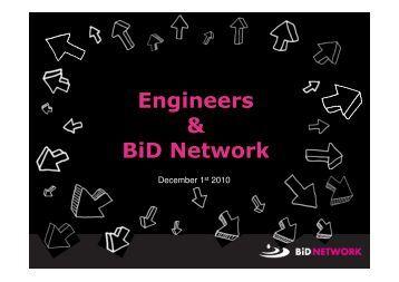 Engineers & BiD Network