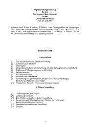 1 Diplomprüfungsordnung für den Studiengang ... - Praktikumsamt