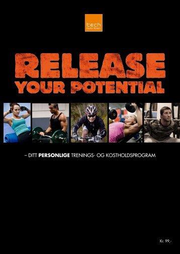 – ditt PERSONLIGE trenings- og kostholdsprogram - Tech Nutrition