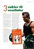 – ditt PERSONLIGE trenings- og kostholdsprogram - Tech Nutrition - Page 3