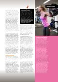 – ditt PERSONLIGE trenings- og kostholdsprogram - Tech Nutrition - Page 5