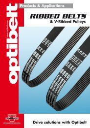 TBA BELTING LIMITED B3200 Replacement Belt