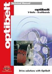 optibelt - Blažek Power Transmission