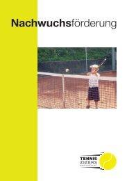 Nachwuchsförderung - Tennisclub Zizers