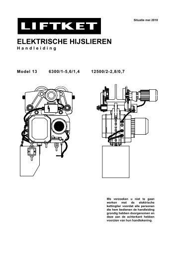 ELEKTRISCHE HIJSLIEREN - liftket.de