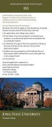 Download Pamphlet - Community College Leadership Program