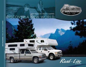 Discover a new worlD - RVUSA.com