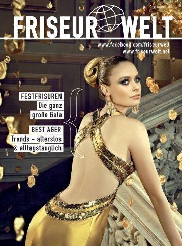 Terminal H im Friseur Welt Magazin