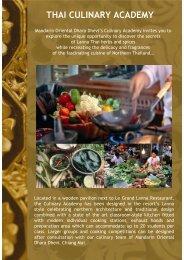 Thai Culinary Academy 090811