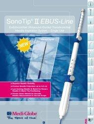SonoTip® II EBUS-Line