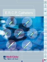 E.R.C.P. Catheters