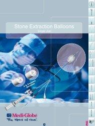 Stone Extraction Balloons