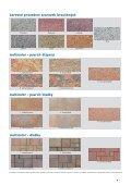 CENÍK betonová cihla KB KLASIK - KB - BLOK systém, sro - Page 3